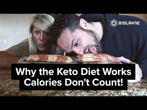 Why The Keto Diet Works Calories Don't Count!