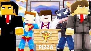 STWORZYŁEM WŁASNĄ PARTIE NA FERAJNIE  MINECRAFT FERAJNA #6 *głosuj na pizze*