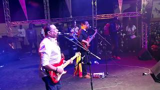 Tabanka Djaz LIVE em Bissau(3)
