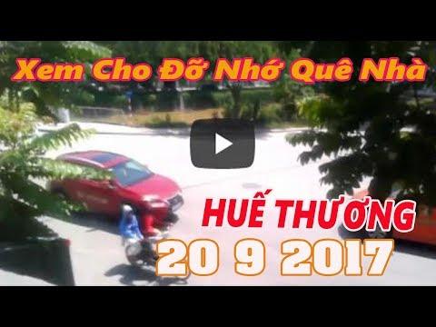 ĐườNG ĐIỆN BIÊN PHỦ HUẾ NGÀY 20 9 2017 (vietnam travel guide)