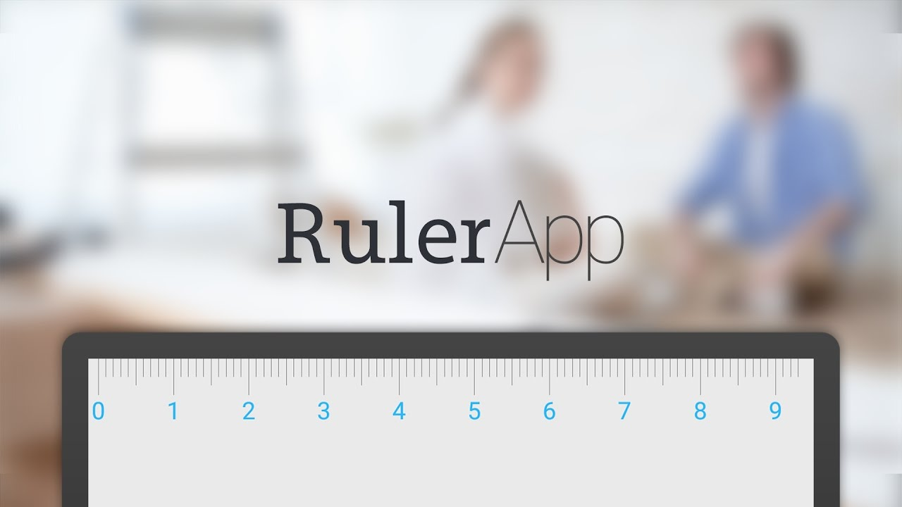Ruler App For Android Measure Length With Your Phone