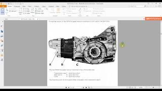 Porsche 924 Turbo Model 80 Service Information