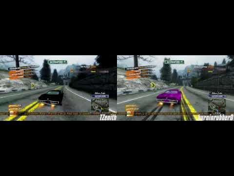 Burnout Paradise PS3 - Chopper Race WR 55.98 Split Screen W/ TZenith