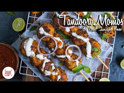 Tandoori Momos Recipe | तंदूरी मोमो  | Chef Sanjyot Keer