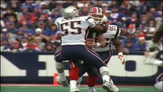 Best of Willie McGinest | Patriot Hall of Famer | Career Highlights