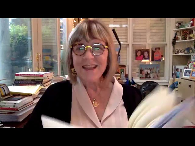 Live Chat with Susan Cushman