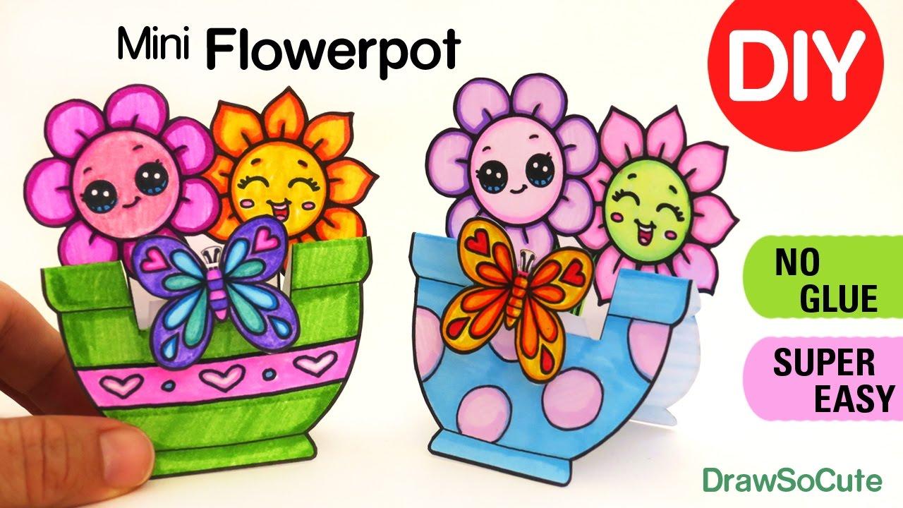 How To Make A Rose Draw So Cute Anexa Tutorial