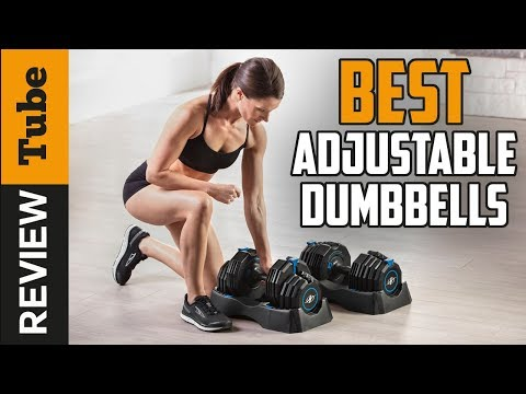 ✅Adjustable Dumbbell: Best Adjustable Dumbbells 2020 (Buying Guide)