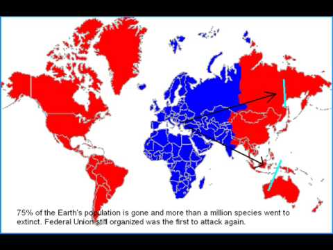 World War 3 simulation Post War