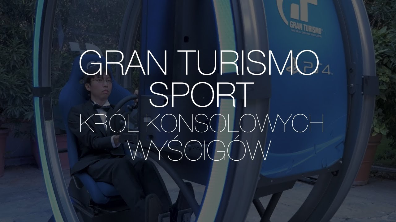 Gran Turismo Sport – król konsolowych wyścigów powrócił!