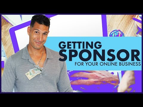 Sponsorships & Advertisement - Starting An Online Business #7 (FREE COURSE)