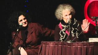 "Margaret Atwood & Jennifer Baichwal talk ""Payback"" at Sundance"