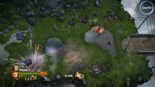 Gatling Gears HD gameplay