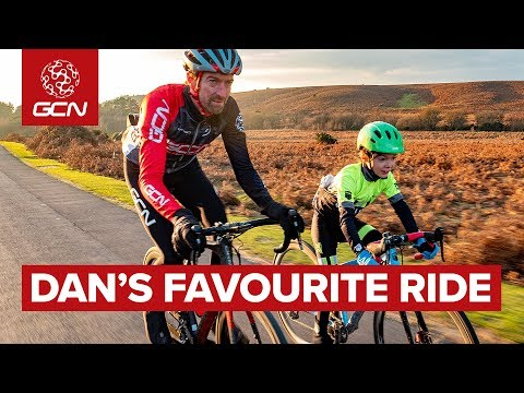 Dan's Favourite Bike Ride (And The Road That Made Him Cry)