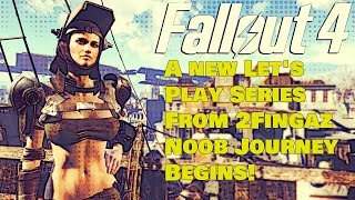 Fallout 4 Lets Play ep 2 - I can