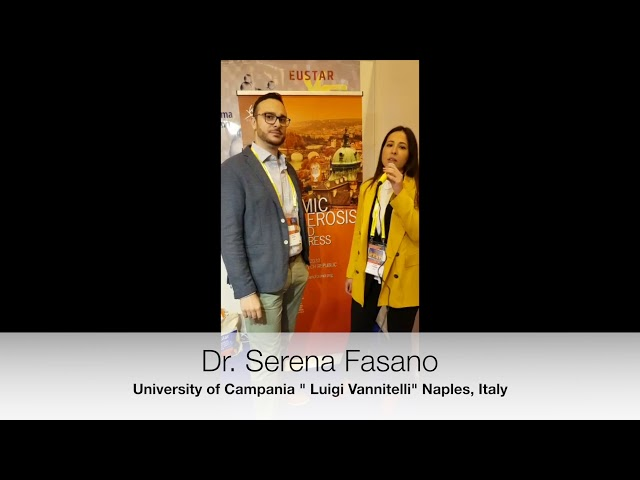 Dr. S. Fasano interview at EULAR 2019