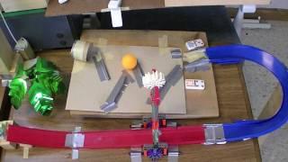 Rube Goldberg Machine #17- Drink Making Machine