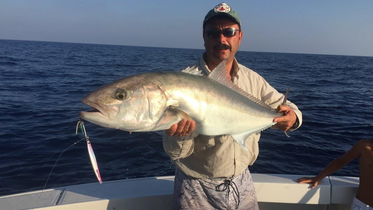 Рыбалка на море средиземное