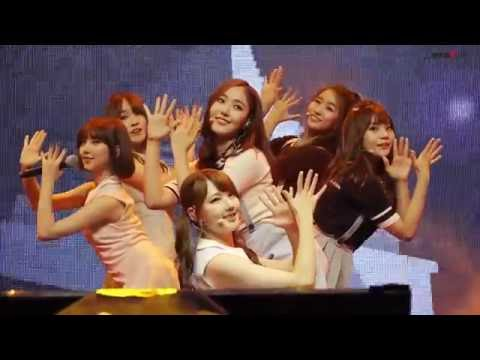 GFRIEND SINGAPORE L.O.L SHOWCASE [3 September 2016] FULL CONCERT