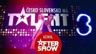 AFTER SHOW #3 – ČESKO SLOVENSKO MÁ TALENT 2019