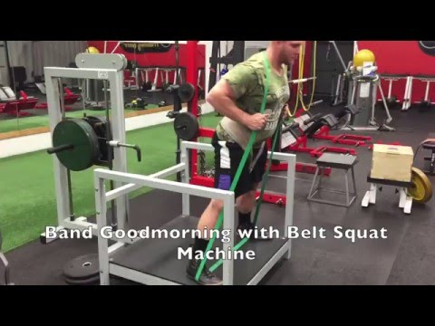 Glute Training at STA Sports Performance