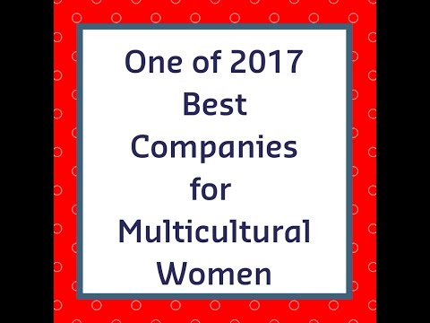 Sodexo, 2017 Best Companies for Multicultural Women - YouTube