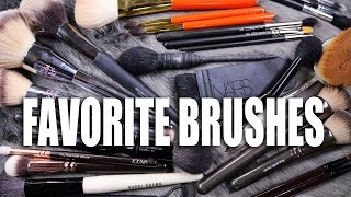 MAKEUP BRUSH COLLECTION | Favorites