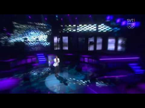 Darin - You´re Out Of My Life 2 (LIVE Melodifestivalen 2010) Results of televoting and reprise!