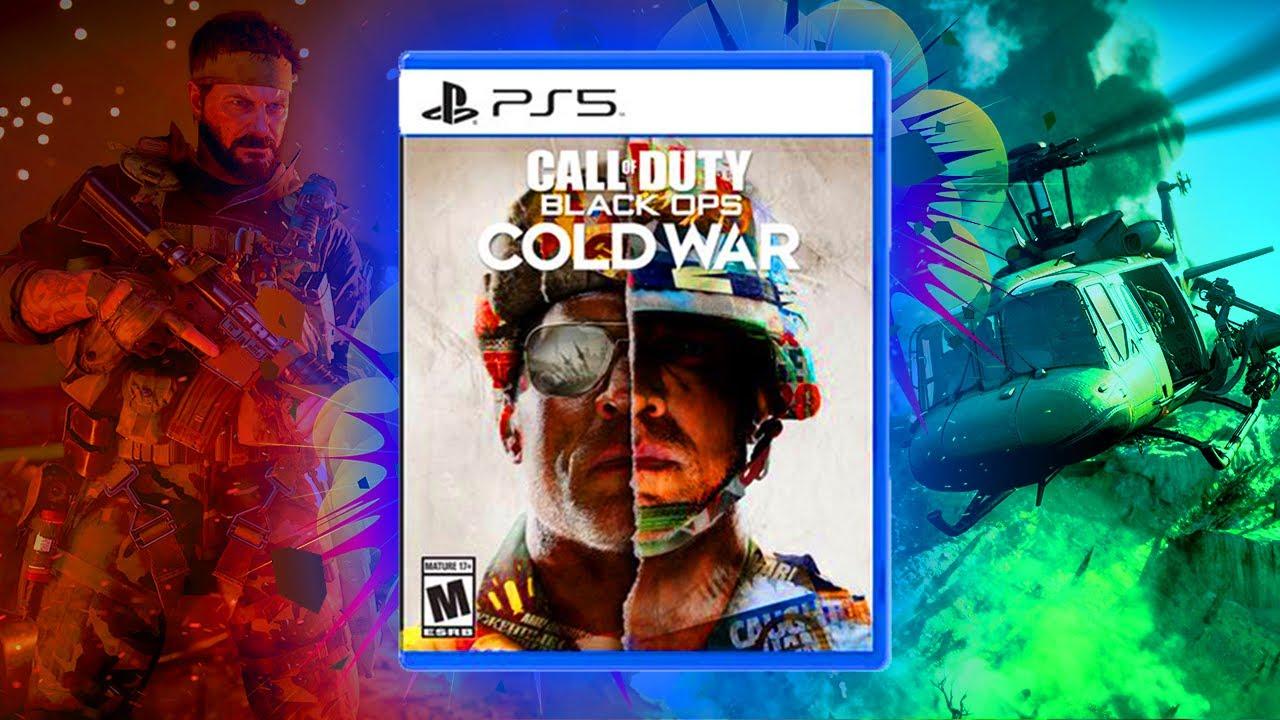 TODO sobre el Nuevo Call of Duty Black Ops COLD WAR