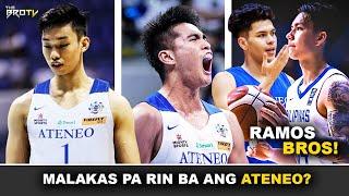 Mga Bagong Player na papasok sa Lineup ng Ateneo! | Dave Ildefonso, Ramos Brothers! Dapat Abangan!