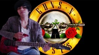 Top Hits -  Sweet Child O Mine Guns N Roses Versi
