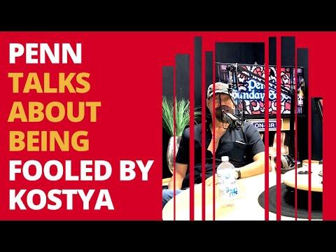 Penn Talks About Being Fooled by Kostya Kimlat on Fool Us