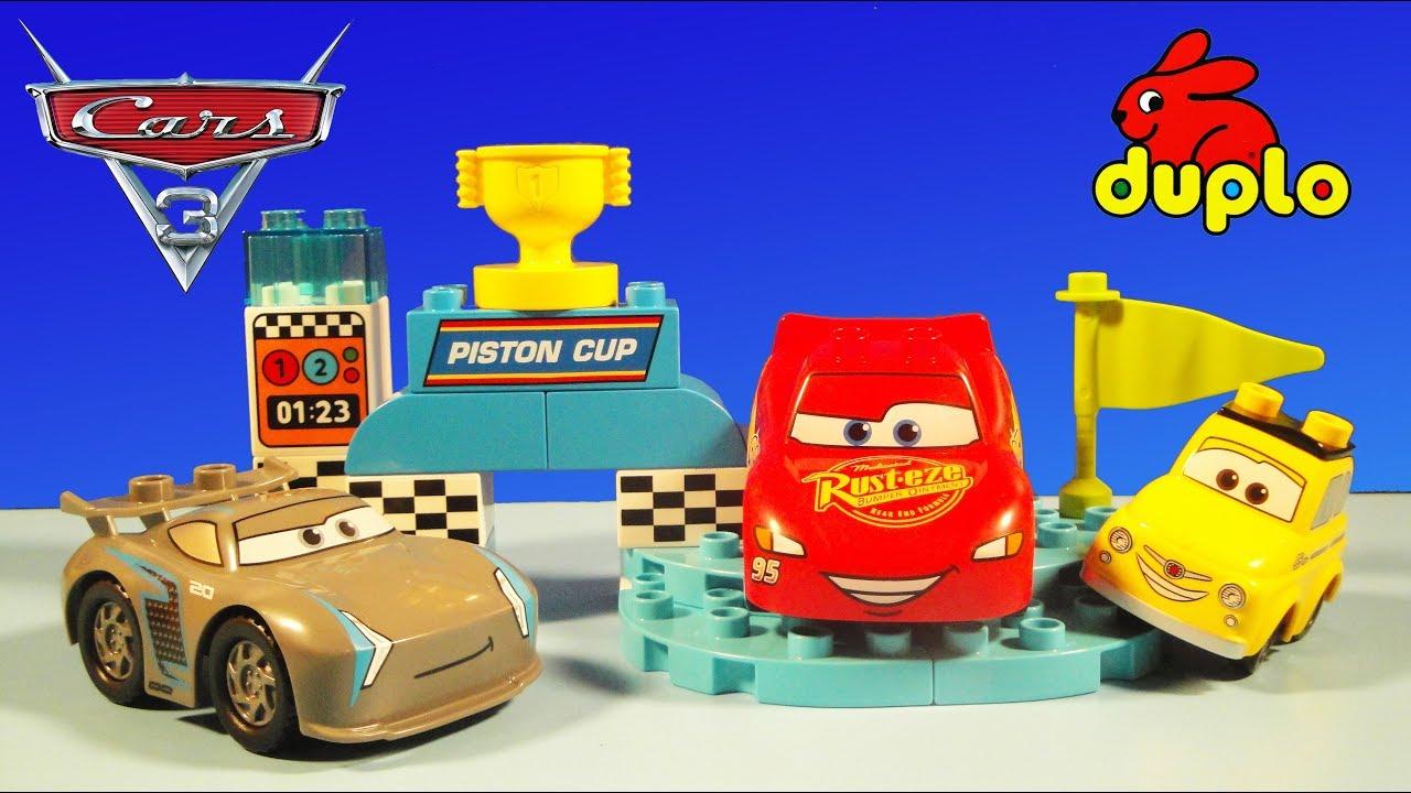 Lego Duplo  Race Car