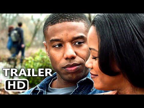 A JOURNAL FOR JORDAN Trailer (2021) Michael B. Jordan, Romance Movie