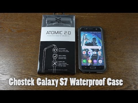 LifeProof Case For the Samsung Galaxy S7 + Case Water Test ...
