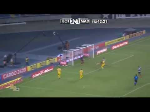 Gols Botafogo 4 x 1 Madureira - Carioca 2015