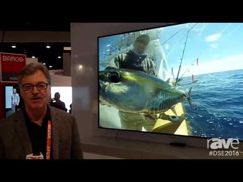 DSE 2016: ViewSonic Intros New 98 Inch 4K Display with Built-In PC Slot