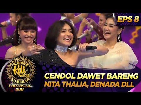 Cendol Dawet! Bareng Nita Thalia, Denada, Uut Permatasari, Tasya Rosamala - Kontes KDI Eps 8 (9/9)
