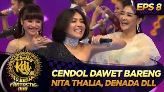 Download lagu Cendol Dawet! Bareng Nita Thalia, Denada, Uut Permatasari, Tasya Rosamala - Kontes KDI Eps 8 (9/9)