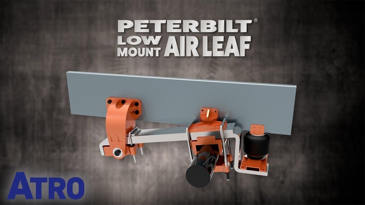 ATRO: Peterbilt Low Mount Air Leaf