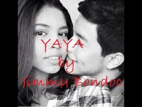 YAYA Lyrics by Jimmy Bondoc (AlDub Song)