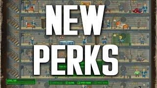 Fallout 4 - ALL NEW PERK RANKS - Far Harbor Perks Worth It?