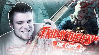 ZASTRZELIŁEM MORDERCĘ! | Friday the 13th: The Game [#3] (With: Max, Admiros, Plaga, Paveł) #Bladii