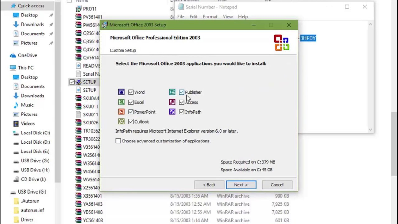 microsoft office 2003 download gratis windows 8