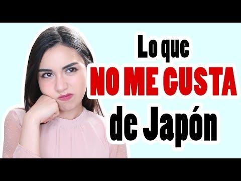 Lo que NO ME GUSTA de JAPÓN | Juli