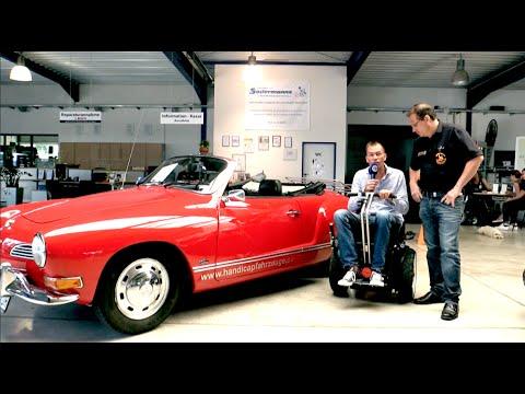 Rollstuhl segway apache update 2013 doovi for Sedia a rotelle tuning