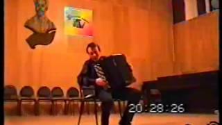И Брамс Венгерский танец 1 исп А Стаценко