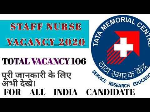 Staff Nurse Vacancy 2020 | Staff Nurse Vacancy | ANM Nursing Staff  ANM STAFF NURSE VACANCY  Job