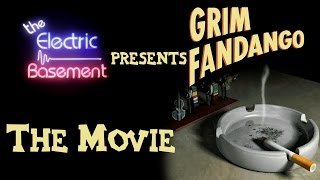TEB Presents Grim Fandango The Movie