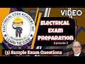 Master The NEC - Electrical Exam Questions - Episode 2